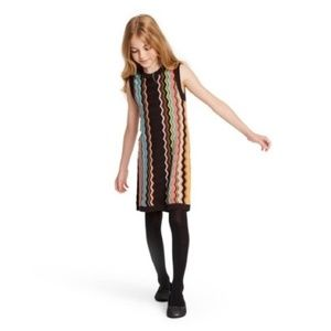 Missoni Target 20th Anniversary Girls Zigzag Dress